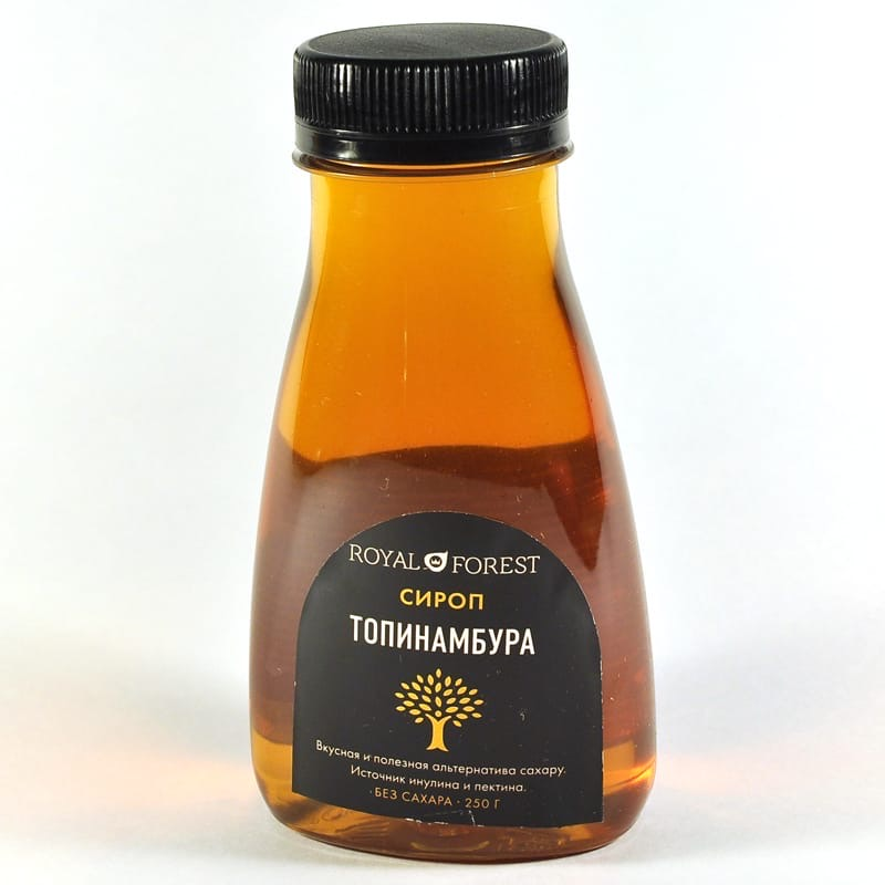 сироп топинамбура